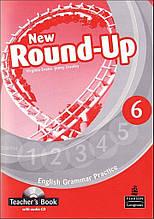 Книга для учителя «New Round Up», уровень 6, Virginia Evans, Jenny Dooley | Pearson~Longman