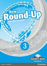 Книга для учителя «New Round Up», уровень 3, Virginia Evans, Jenny Dooley | Pearson~Longman