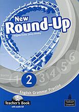 Книга для учителя «New Round Up», уровень 2, Virginia Evans, Jenny Dooley | Pearson~Longman