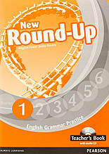 Книга для учителя «New Round Up», уровень 1, Virginia Evans, Jenny Dooley | Pearson~Longman