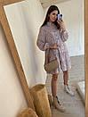 "Платье на плечи ""Киото"" ROMASHKA молочное, фото 3"