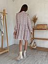 "Платье на плечи ""Киото"" ROMASHKA молочное, фото 6"