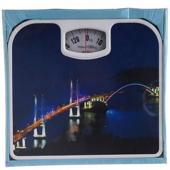 Весы напольные механические A-PLUS (1651) Ночной мост