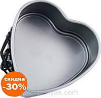 """Форма для вырезания печенья Patisse """"сердце"""" разборная 2 штуки d12 см нержавейка (03691 P)"""