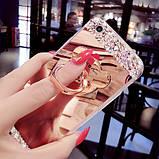 Чехол-накладка TPU Luxury Bear rose gold для Xiaomi Redmi Note 4, фото 3