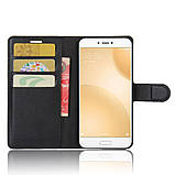 Чехол-книжка Bookmark для Xiaomi Mi5c black, фото 5