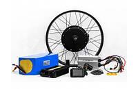 Электронабор к велосипеду с аккумулятором: 36V / 350W / 12 AH