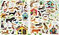 """Книга """"Подивись і знайди. Коти та собаки. Віммельбух"""",   Ранок, фото 4"""