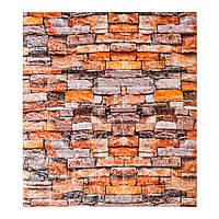 Самоклеющиеся 3D панели  WallSticker под кирпич 700х770 Песочный 00-00000045, фото 1