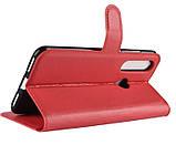 Чехол-книжка Bookmark для Samsung Galaxy A40 red, фото 3