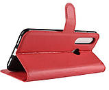 Чехол-книжка Bookmark для Samsung Galaxy M20 red, фото 4