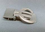Зажим для денег Silver Euro, фото 3