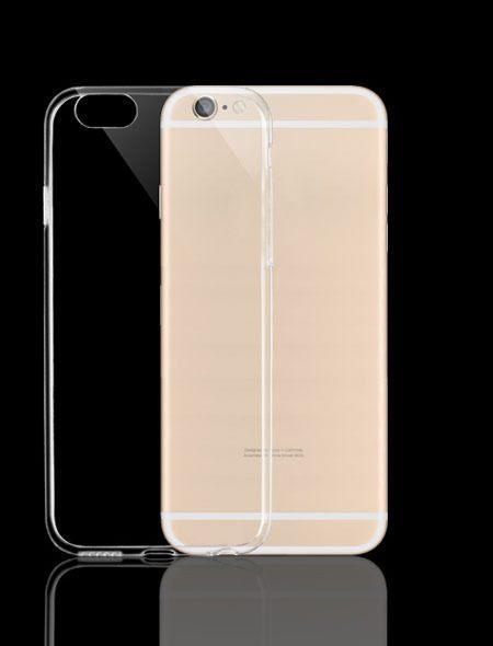 Чехол-накладка Smartcase TPU для iPhone 6 Plus/6S Plus white