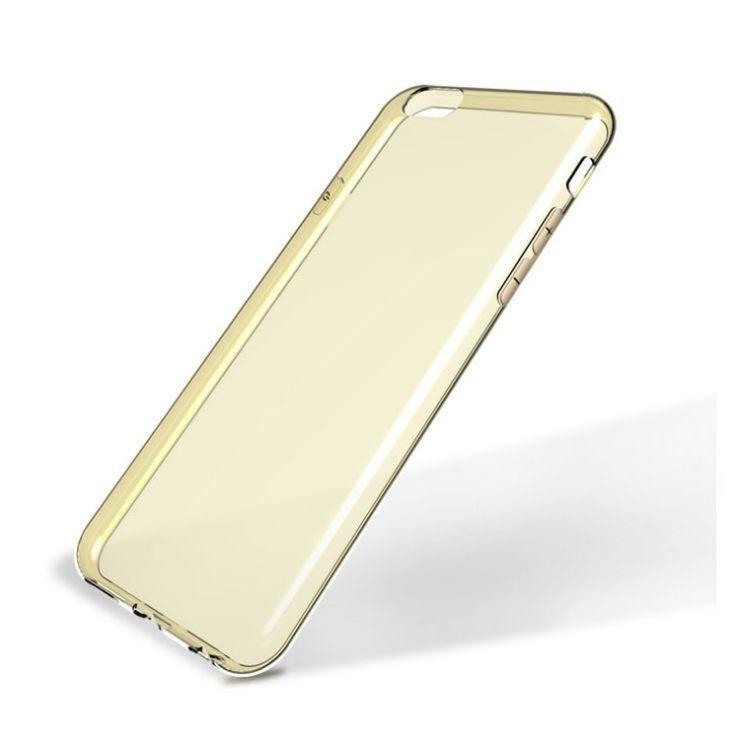 Чехол-накладка Smartcase TPU для iPhone 6 Plus/6S Plus yellow