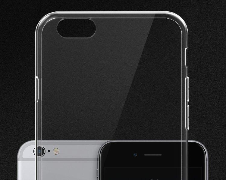 Чехол-накладка Smartcase TPU для iPhone 6/6S white