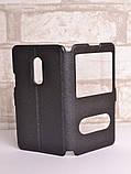 Чехол-книжка Holey для Meizu 15 black, фото 4
