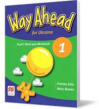 Way Ahead for Ukraine 1, Pupil's book + Workbook / Учебник + тетрадь английского языка