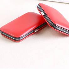 Маникюрный набор Travel set red (красный)