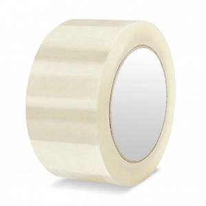 Прозорий пакувальний, універсальний скотч клейка стрічка 48/300 мп