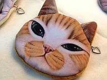 Кошелек Милый кот 074