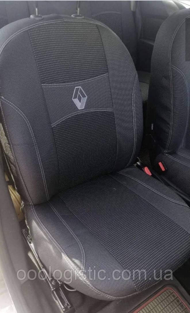 Автомобільні чохли Renault Magnum 1+1 2001-2005,2006-2013 Nika,Рено М