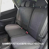 Автомобільні чохли Renault Magnum 1+1 2001-2005,2006-2013 Nika,Рено М, фото 8