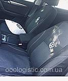 Автомобільні чохли Renault Magnum 1+1 2001-2005,2006-2013 Nika,Рено М, фото 6