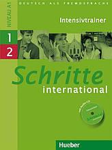 Schritte International 1 + 2, Intensivtrainer / Тести до підручника з диском німецької мови
