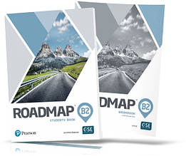 Roadmap B2, Student's Book + Workbook / Учебник + Тетрадь английского языка