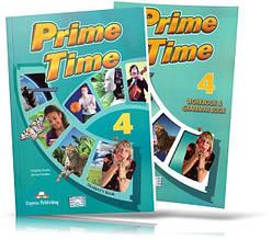 Prime Time 4, Student's book + Workbook / Учебник + Тетрадь английского языка