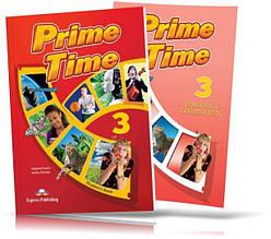 Prime Time 3, Student's book + Workbook / Учебник + Тетрадь английского языка