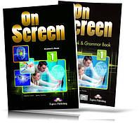 On Screen 1, Student's book + Workbook / Учебник + Тетрадь английского языка