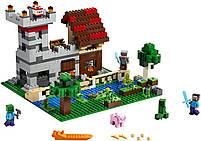 Lego Minecraft Верстак 3.0 (21161), фото 4