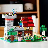 Lego Minecraft Верстак 3.0 (21161), фото 5