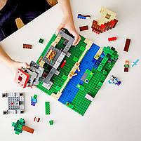 Lego Minecraft Верстак 3.0 (21161), фото 6