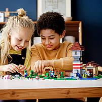 Lego Minecraft Верстак 3.0 (21161), фото 7