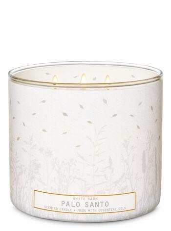 Свеча ароматизированная Bath and Body Works Palo Santo Scented Candle 411 г