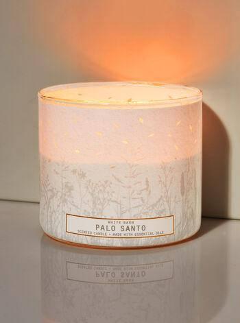 Свеча ароматизированная Bath and Body Works Palo Santo Scented Candle 411 г, фото 2