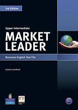 Market Leader Upper~Intermediate, Test File / Тесты английского языка