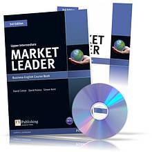 Market Leader Upper-Intermediate, CourseBook + Practice File + CD / Учебник + Тетрадь английского языка