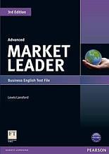 Market Leader Advanced, Test File / Тесты английского языка