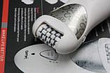 Эпилятор бритва пемза Gemei GM 3061 4в1, фото 2