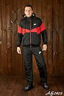 Мужской теплый костюм лыжный штаны и куртка плащевка+подкладка овчина+150 синтепон размеры: 46, 48, 50, 52, 54