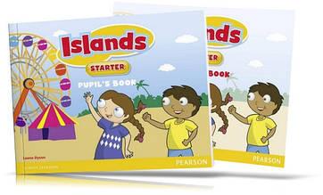Islands Starter, Pupil's book + Activity Books + Pincode / Учебник + Тетрадь английского языка