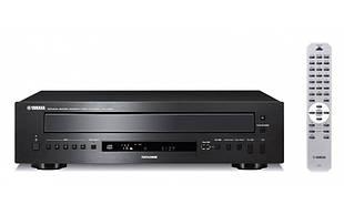 CD-чейнджер Yamaha CD-C600 Black