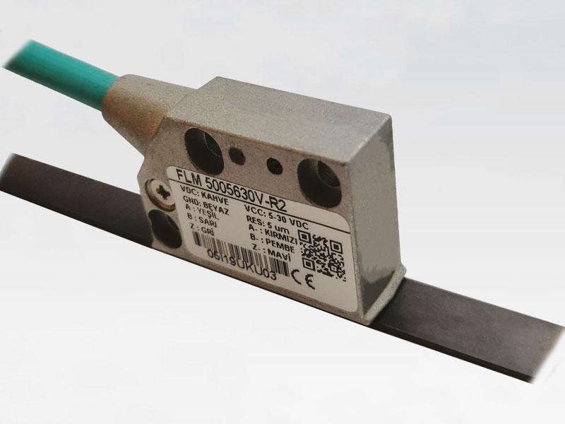 Магнитный энкодер линейных перемещений FENAC 1000 мм 1 мкм 5В TTL FLM2001-1000