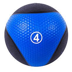 Мяч медбол IronMaster (4кг, d=22см.)