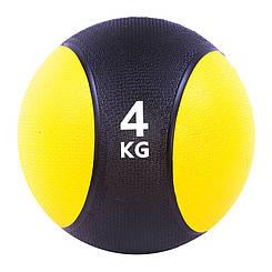 Мяч медбол (4кг, d=22см.)