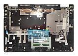 Оригинальная клавиатура для Lenovo Yoga 710-15 series, black, ru, подсветка, черная передняя панель, фото 2