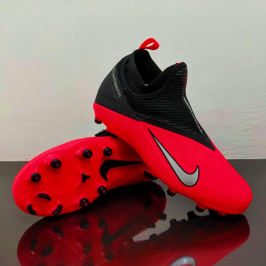 Детские футбольные бутсы NikeJR Phantom Vsn 2 Academy DF MG